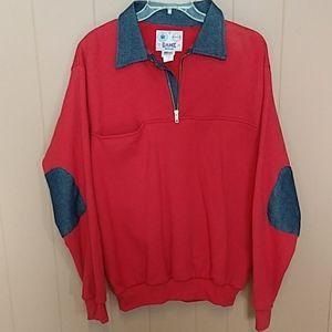 Game Workwear Sweatshirt (Emt FD Paramedic) Sz Lg